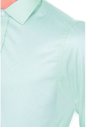 Camisa-social-masculina-slim-algodao-fio-80-verde-f05425s-3
