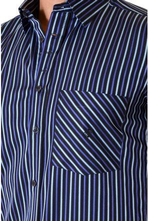 Camisa-casual-masculina-slimfit-algodao-fio-80-roxo-f01422f-3
