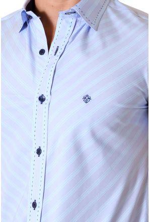 Camisa-casual-masculina-slimfit-algodao-fio-80-lilas-f01433f-3