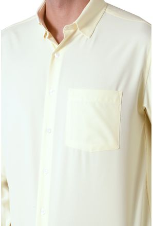 Camisa-casual-masculina-tradicional-microfibra-creme-f06208a-3