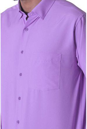 Camisa-casual-masculina-tradicional-microfibra-lilas-f06208a-3