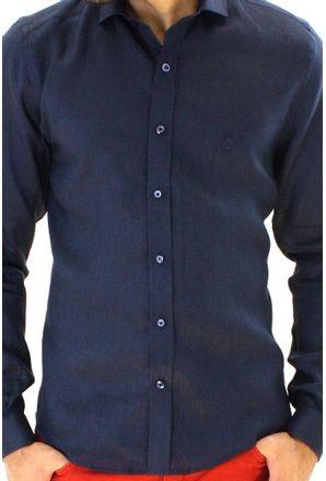 Camisa-casual-masculina-slim-linho-azul-escuro-f05815s-3