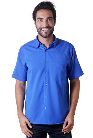 Camisa-casual-masculina-tradicional-microfibra-azul-f06208a-1