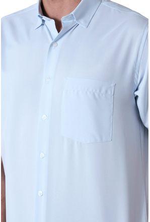 Camisa-casual-masculina-tradicional-microfibra-cinza-f06208a-3