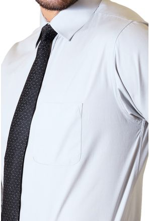 Camisa-social-masculina-tradicional-algodao-fio-40-cinza-f09932a-3