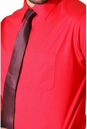 Camisa-social-masculina-tradicional-algodao-fio-40-vermelho-f09932a-3
