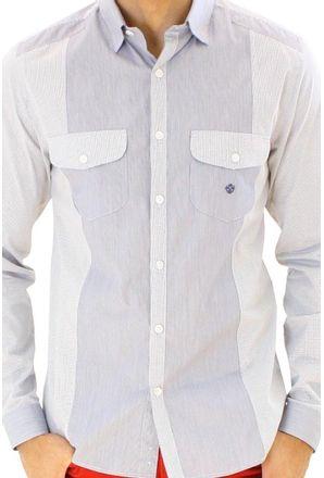 Camisa-casual-masculina-slim-algodao-fio-80-azul-escuro-f00793s-3