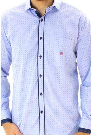 Camisa-casual-masculina-tradicional-algodao-fio-50-azul-f01117a-3