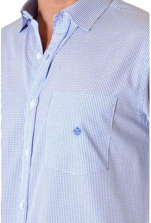 Camisa-casual-masculina-tradicional-algodao-fio-60-azul-claro-f01453a-3