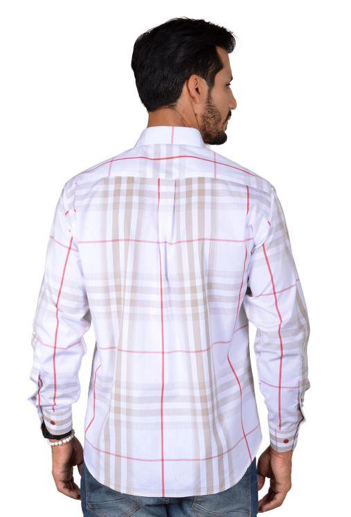 Camisa-casual-masculina-tradicional-algodao-fio-50-bege-f01739a-1