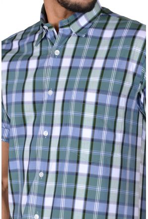 Camisa-casual-masculina-tradicional-algodao-fio-50-verde-f04200a-3