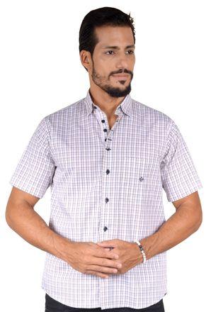 Camisa-casual-masculina-tradicional-algodao-fio-60-bege-f01452a-1