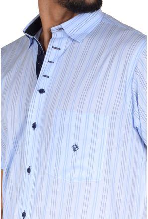 Camisa-casual-masculina-tradicional-algodao-fio-50-azul-f01463a-3