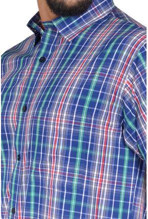 Camisa-casual-masculina-tradicional-algodao-fio-50-azul-f04337a-3