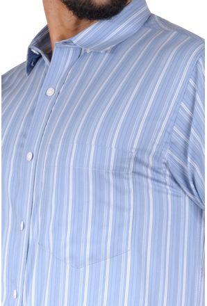 Camisa-casual-masculina-tradicional-algodao-fio-50-azul-f05199a-3
