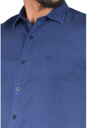 Camisa-casual-masculina-slim-tencel-azul-escuro-r06020s-3