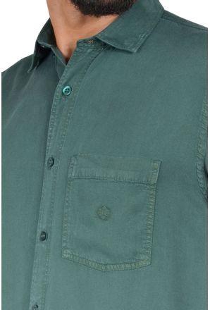 Camisa-casual-masculina-tradicional-tencel-verde-escuro-r06020a-3