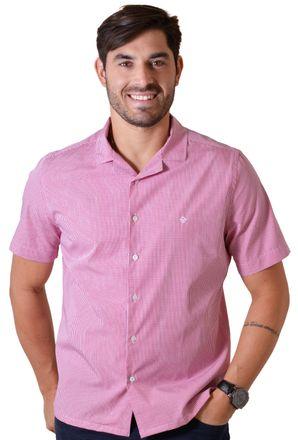 Camisa-casual-masculina-tradicional-algodao-fio-60-pink-f01506a-1
