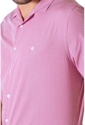 Camisa-casual-masculina-tradicional-algodao-fio-60-pink-f01506a-3