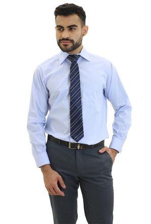Camisa-social-masculina-tradicional-algodao-fio-40-azul-claro-f09932a-frente