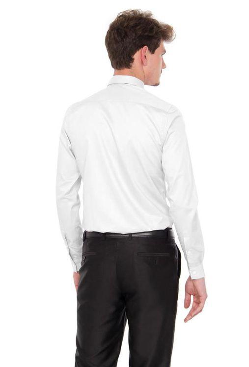 Camisa-social-masculina-slim-algodao-fio-50-branco-f05521s-frente
