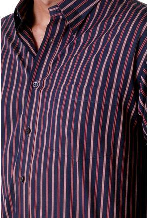 Camisa-casual-masculina-tradicional-algodao-fio-50-roxo-f01315a-detalhe1