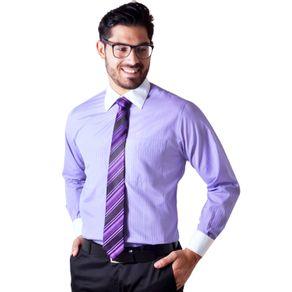 Camisa-social-masculina-tradicional-abotoadura-lilas-f01593a-frente