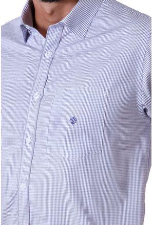 Camisa-casual-masculina-tradicional-algodao-fio-60-lilas-f01453a-detalhe1