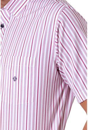 Camisa-casual-masculina-tradicional-algodao-fio-60-rosa-f01275a-detalhe1