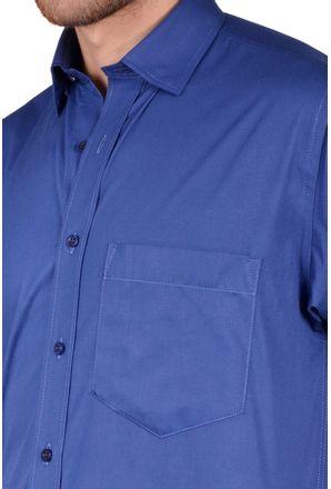 Camisa-casual-masculina-tradicional-algodao-fio-40-azul-escuro-r09903a-detalhe1