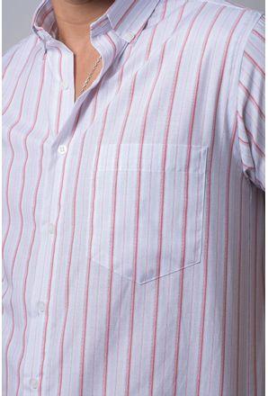 Camisa-casual-masculina-tradicional-algodao-misto-laranja-f07034a-detalhe1