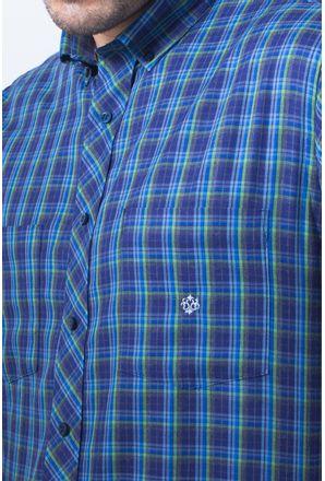 Camisa-casual-masculina-tradicional-flanela-grafite-f01842a-detalhe1