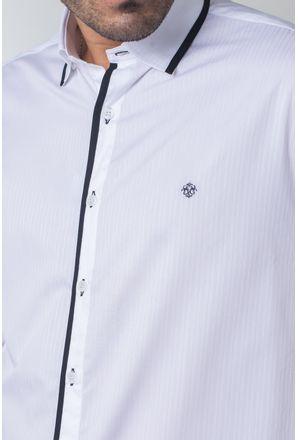 Camisa-casual-masculina-tradicional-algodi¿½o-fio-60-azul-escuro-f01496a-detalhe1