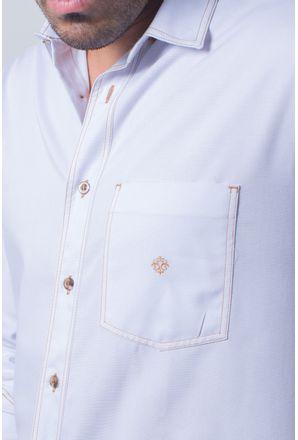 Camisa-casual-masculina-tradicional-sarjada-branco-f01679a-detalhe1