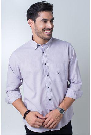 Camisa-casual-masculina-tradicional-linho-misto-lili¿½s-f01295a-frente