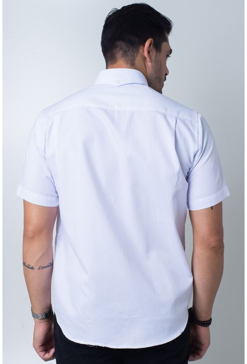Camisa-casual-masculina-tradicional-sarjada-branco-f01700a-verso
