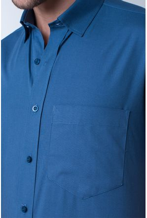 Camisa-basica-masculina-tradicional-algodao-fio-40-azul-medio-r09903a-detalhe1