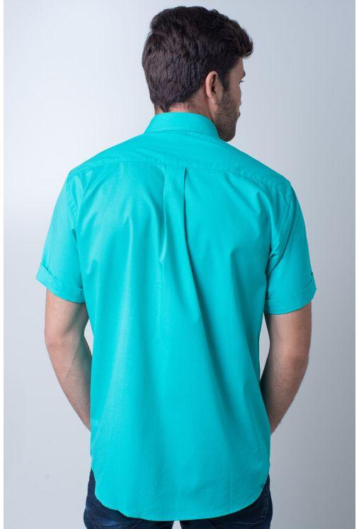 Camisa-basica-masculina-tradicional-algodao-fio-40-verde-r09903a-verso