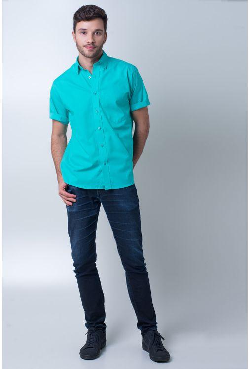 Camisa-basica-masculina-tradicional-algodao-fio-40-verde-r09903a-detalhe2