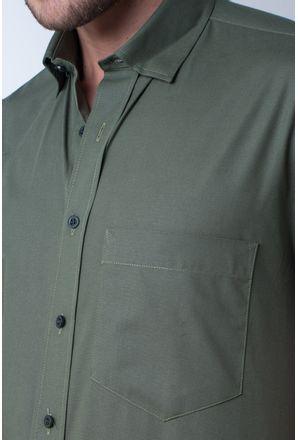 Camisa-basica-masculina-tradicional-algodao-fio-40-verde-escuro-r09903a-detalhe1