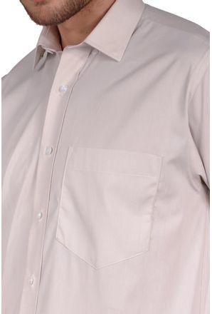 Camisa-basica-masculina-tradicional-algodao-fio-40-marrom-r09903a-detalhe1