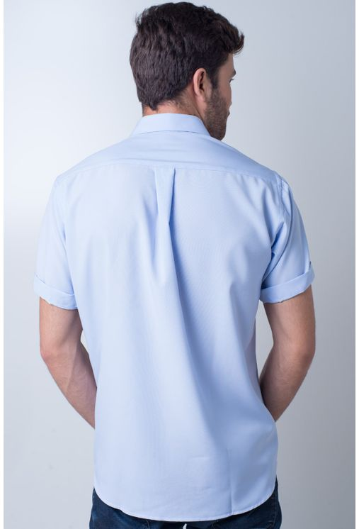 Camisa-casual-masculina-tradicional-microfibra-azul-claro-f06208a-verso