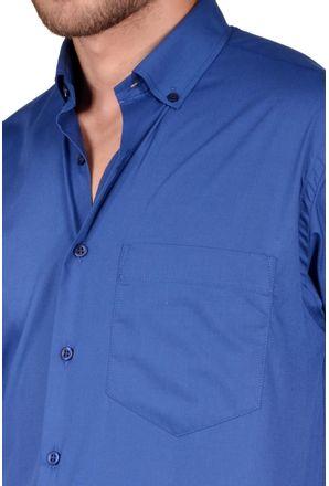 Camisa-basica-masculina-tradicional-algodao-misto-azul-escuro-r09926a-detalhe1
