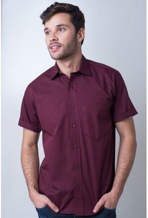 Camisa-basica-masculina-tradicional-algodao-fio-40-bordo-r09903a-frente