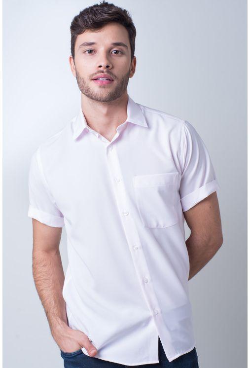 Camisa-casual-masculina-tradicional-microfibra-rosa-f06208a-frente