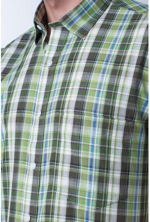 Camisa-casual-masculina-tradicional-algodao-fio-40-verde-claro-f05527a-detalhe1