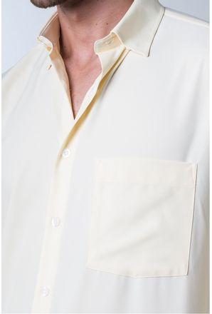 Camisa-casual-masculina-tradicional-microfibra-amarelo-f06208a-detalhe1