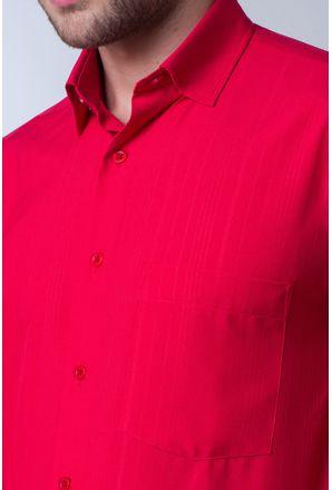 Camisa-casual-masculina-tradicional-microfibra-vermelho-f06208a-detalhe1