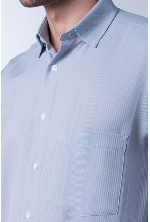 Camisa-casual-masculina-tradicional-microfibra-cinza-f06208a-detalhe1