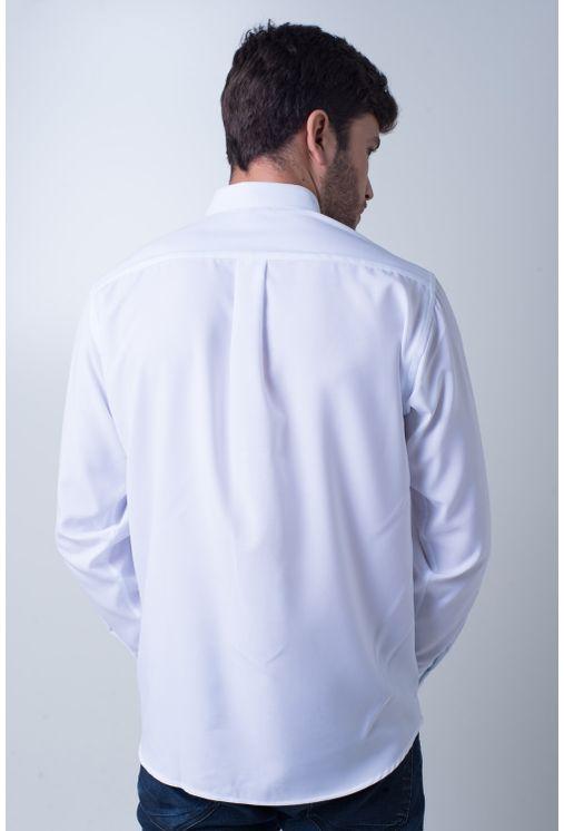 Camisa-casual-masculina-tradicional-microfibra-branco-f06208a-verso